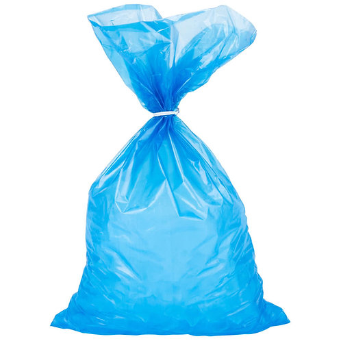 3Kg Blue Tint Ice Bag 250mm x 550mm x75mic