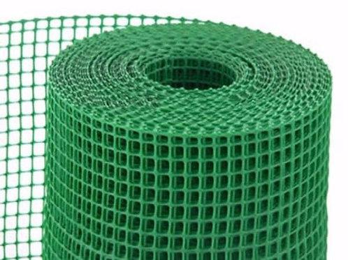 Green Garden Netting 7mm x 7mm