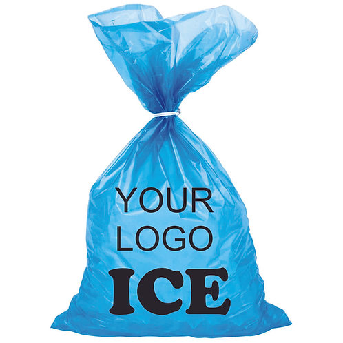 2Kg Ice Bags 230mm x 400mm x 75mic