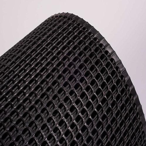 Black Garden Netting 7mm x 7mm