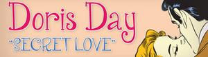 Doris Day Secret Love tour banner
