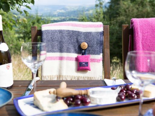 The perfect picnic hamper