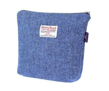 Kit Bag - Chilcott Harris Tweed® Indigo