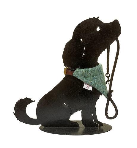 Dog Cravats - Chilcott Harris Tweed® - Green