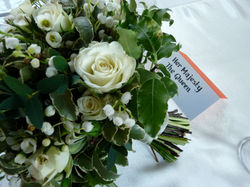 Posy for H.M. The Queen