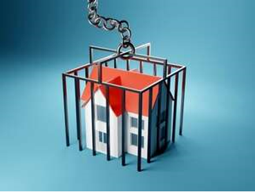Can the bank take borrower's assets if it has defaulted on a personal loan?