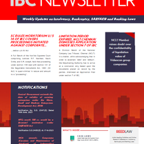 REEDLAW IBC Newsletter  |  14 - 20 June 2021