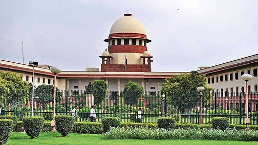 SC upholds constitutional validity of sections 3, 4 and 10 of IBC (Amendment) Act, 2020