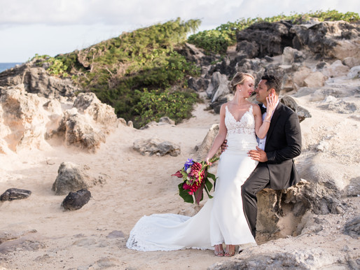 Justyna & John Kauai, Hawaii cherish the dress Honeymoon Session