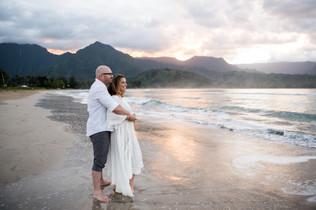 Hanalei Bay - Couples
