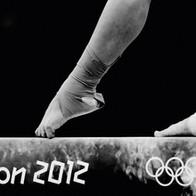 London 2012 Sports Equipment Branding