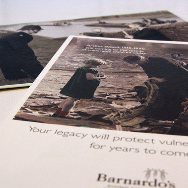 Barnardo's Legacy Direct Mail