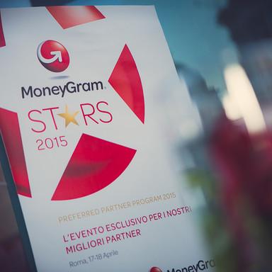 MoneyGram Event Branding