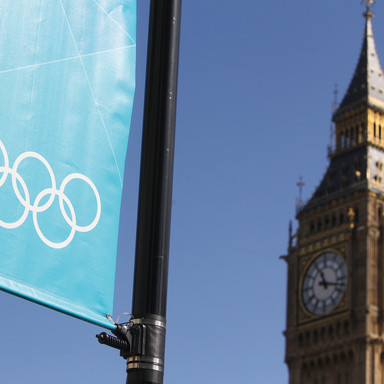 London 2012 City Branding