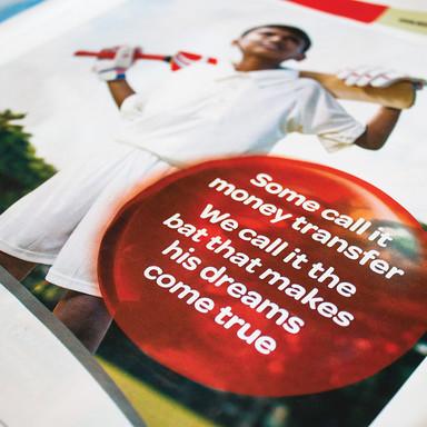 MoneyGram Cricket World Cup Identity And Event Branding