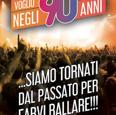 VOGLIO TORNARE NEGLI ANNI '90
