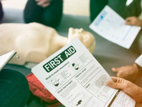Pierwsza Pomoc Medyczna /  First Aid