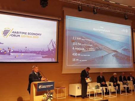 Maritime Economy Forum Gdynia 2020