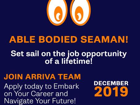 Able Bodied Seaman! (KRAZ 11189)