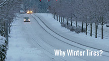 Why Snow Tires?