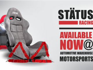 Status Racing Seats Now Available!