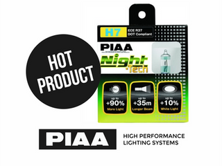HOT PRODUCT - PIAA Night-Tech Bulbs