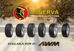 Minerva Tires. In stock, ready to roll!