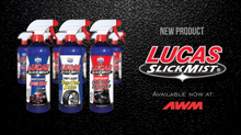 Lucas Oil Slick Mist Now Available