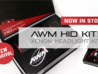 Improve you visibility this winter with AWM HID's