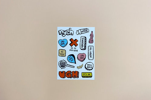 Sticker Set N°1