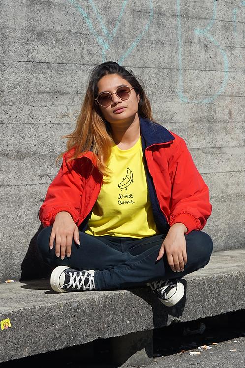 Schade Banane Yellow T-Shirt