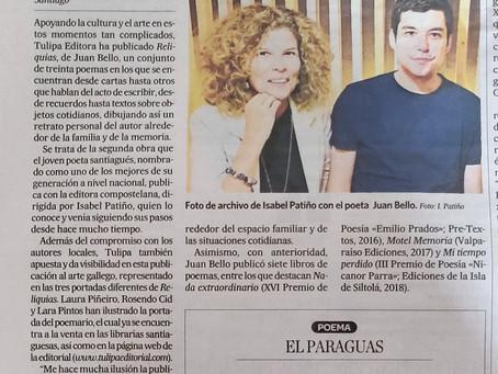 Entrevista Correo Gallego