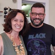Ruth Angeli e Fabio Barbiero - Pisa 2018