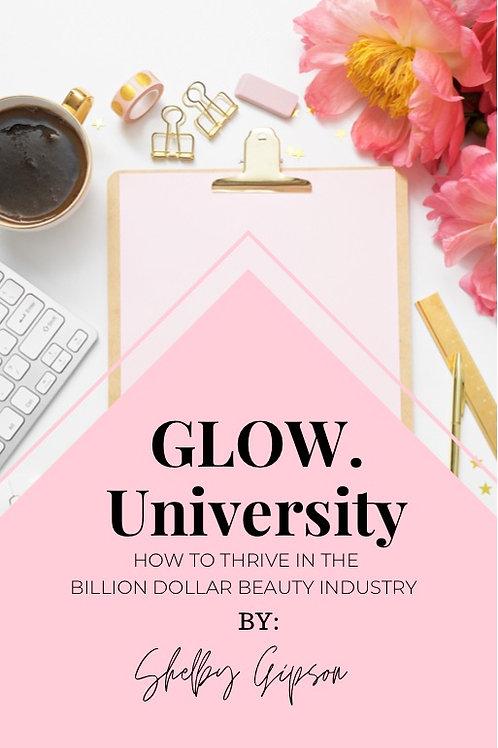 Glow University E- Book