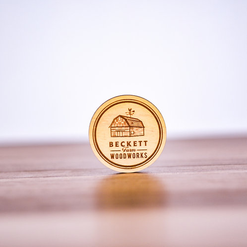 Single Sided Round Tokens