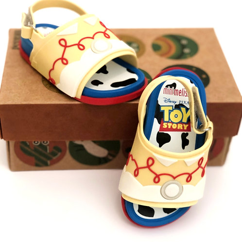 Mini Melissa Toy Story Jessie Sandals