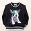 Thumbnail: Doe a Dear Bulldog 2 Piece Top + Jogger Set