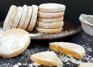 עוגיות וניל נימוחות