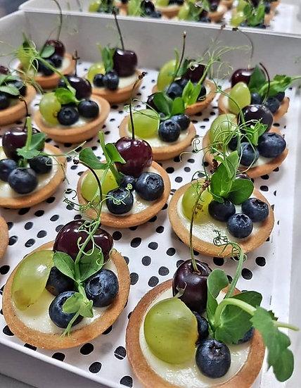 אירוח מתוק 30 אורחים