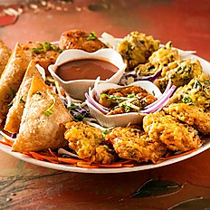 Spices of India Mix Platter Veg