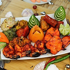 Spices of India Mix Platter Non-Veg