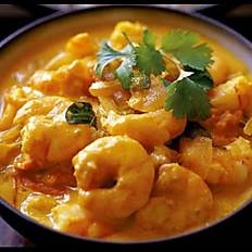Shrimp Malabar