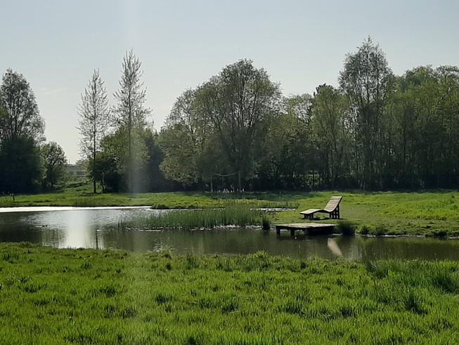Uitrusten in Sint-Truiden - Halmaal