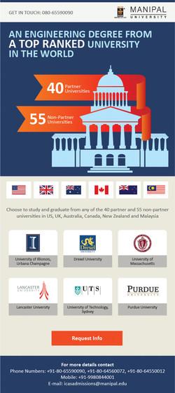 ICAS EMailer Premier Universities