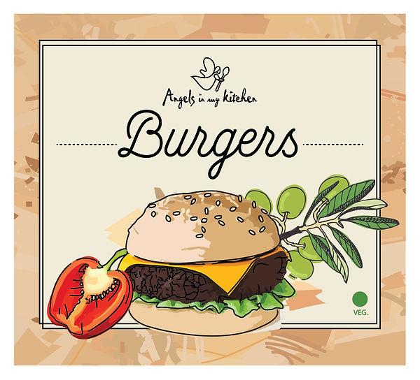 Burger Box Packaging Design