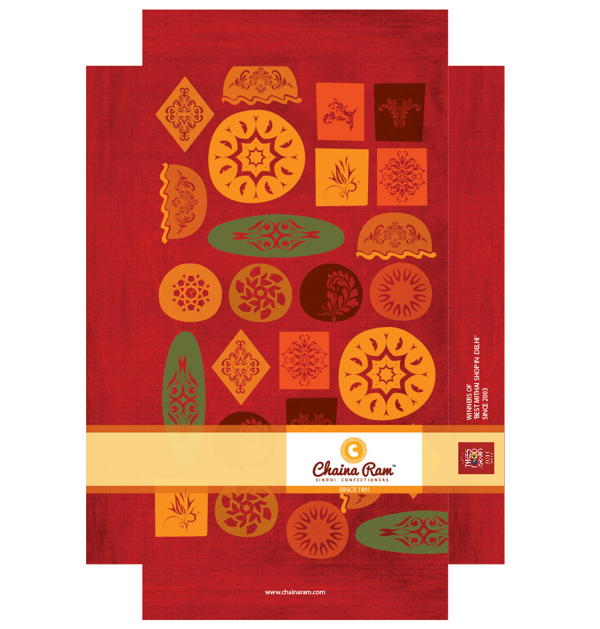 Packaging - Chainaram Sweets
