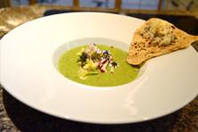 Frühlingskräuter-Suppe