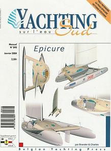 yachting sud antistatik