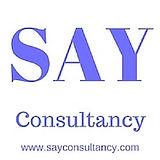 Say Consultancy Ltd