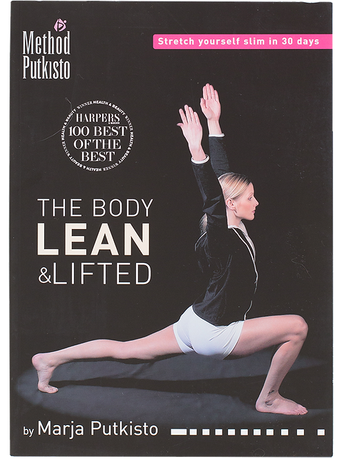 MANUAL-  The Body Lean & Lifted - Stretch yourself slim in 30 days